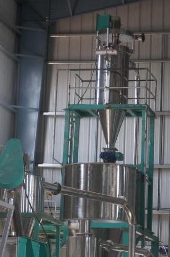 Pneumatic Conveying Storage