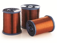 Polyester Enameled Round Copper Wire