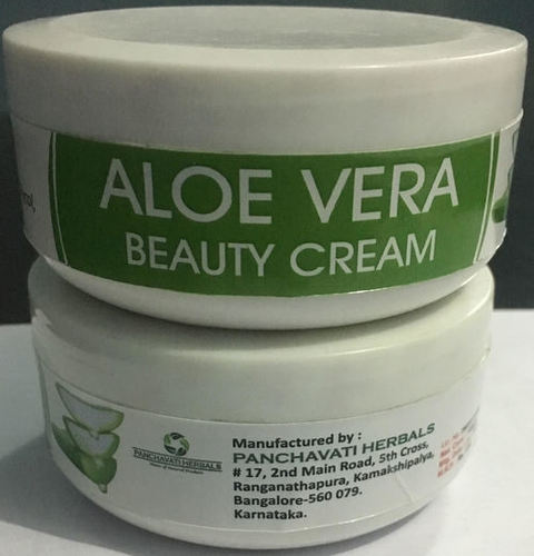 Aloe Vera Beauty Cream at Price 125 INR/Piece in Bengaluru