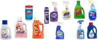 Housekeeping Cleaning Chemicals Liquid