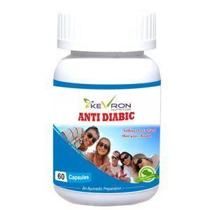 Anti Diabetic 60 Capsules