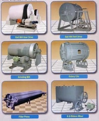 Heavy Duty Ball Mill