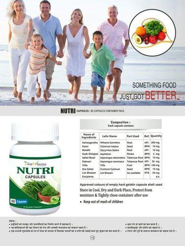 Kevron Nutri Herbal Capsules