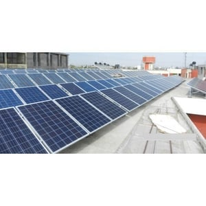 Solar PV Roof Top System