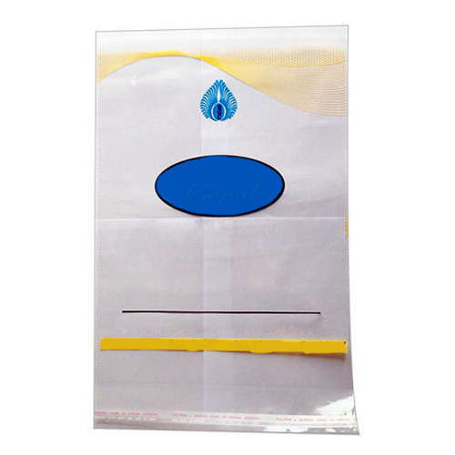 Bopp Garments Packaging Bag