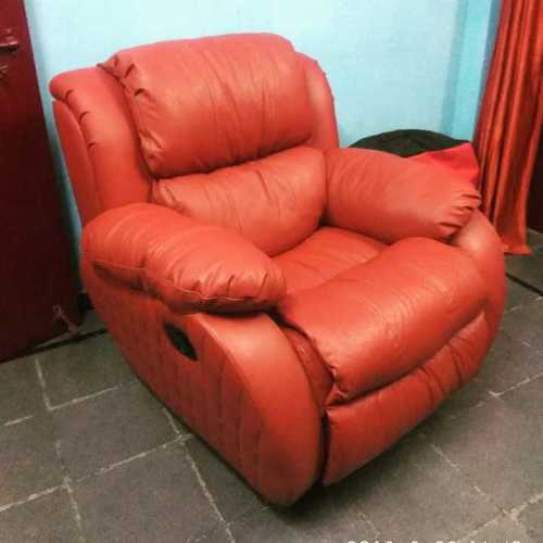 Magnificent Rexine Manual Recliner Chair At Best Price In Hyderabad Unemploymentrelief Wooden Chair Designs For Living Room Unemploymentrelieforg