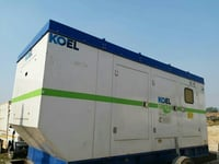Used Kirloskar Diesel Generating Set
