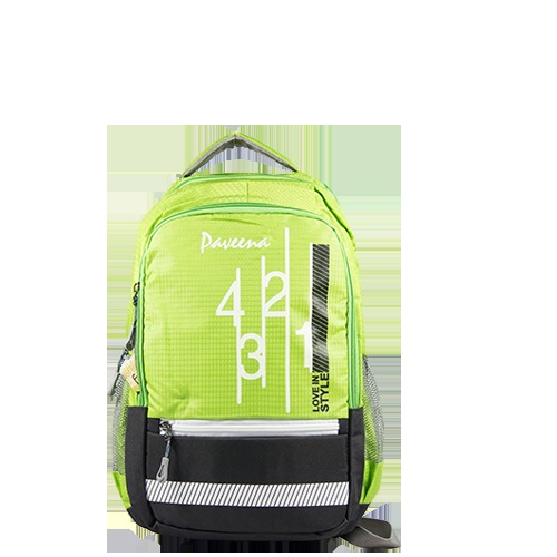 Water-Resistant Casual Backpack
