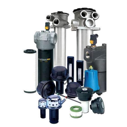 Industrial Hydraulic Filtration System