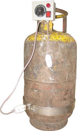 LPG Cylinder Heating Pad
