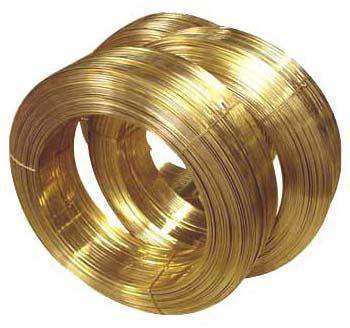 Golden Superior Quality Brass Wires