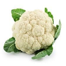 Pesticides Free Fresh Cauliflower