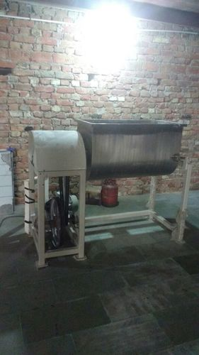 Atta Besan Flour Mixture Machine