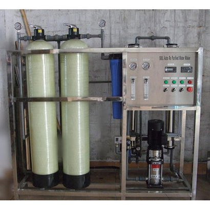 Commercial RO Water Plant