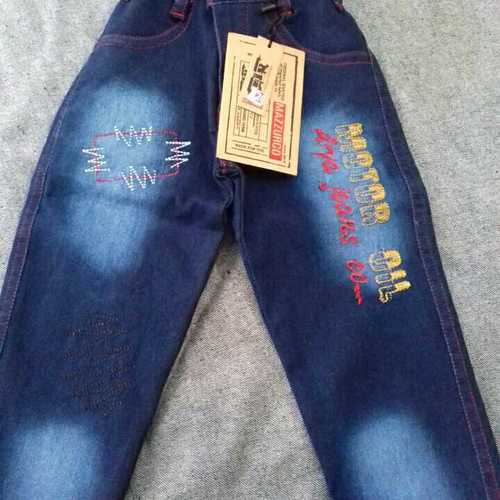 4b71b59b Embroidery Design Kids Jeans in Indore, Madhya Pradesh - Aria ...