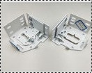 Precision Metal Mounting Brackets