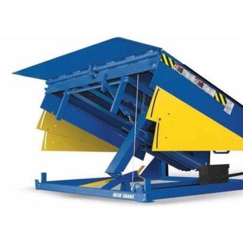 Dock Lever For Material Handling Lifts