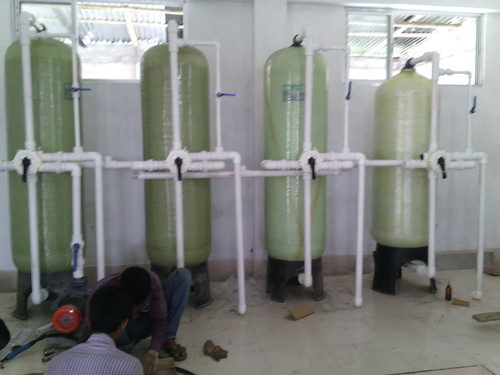 Iron Removal Treatment Plant