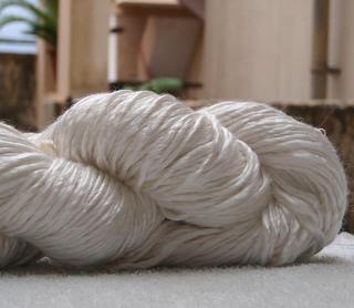 Mill Made Silk Yarn