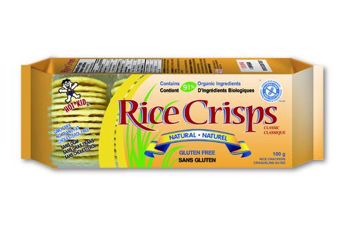 Hot-Kid Rice Crisps
