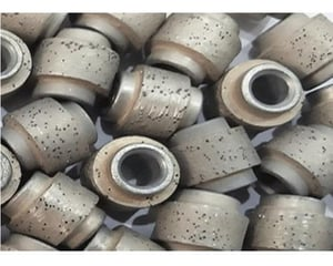 Wire Saw Beads For Marble Quarries