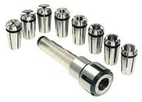 Chester Milling Collet Chuck Set