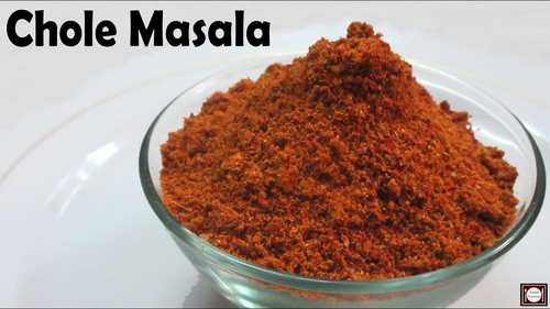 Chole Masala Powder 50 Kg