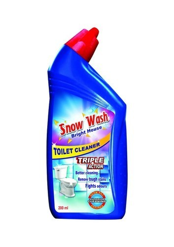 Snow Wash Toilet Cleaner