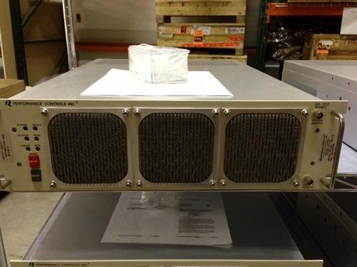 GA300 Performance Controls Gradient Amplifier