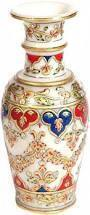 Home Decorative Marble Vase