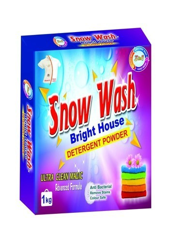 Snow Wash Washing Powder
