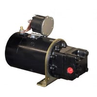 Double DC Hydraulic Power Pack