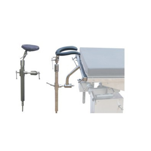 Robust Operating Table Headrest