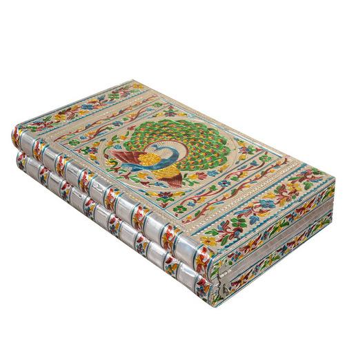 Wood Wooden Handicraft Jewelry Box