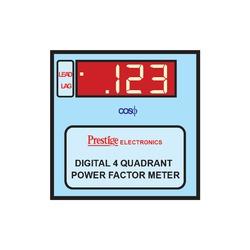 Digital 4 Quadrant Power Factor Meter