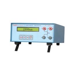Digital Micro Ohm Meter Pe - 53c Plus