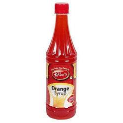 Highly Demanded Orange Syrup