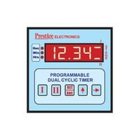 Programmable Dual Cyclic Timer