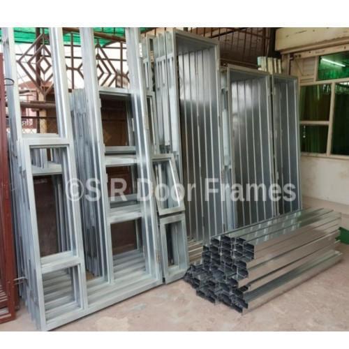 Galvanized Steel Door Frames