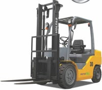 Industrial Diesel Automatic Forklift