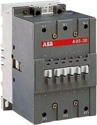Pole Contactor Ac Operated Switch (Abb 145a 3)
