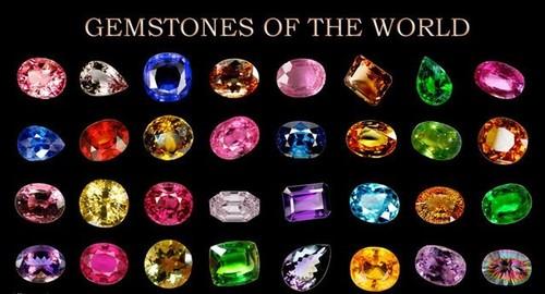 Precious And Semi Precious Gemstone