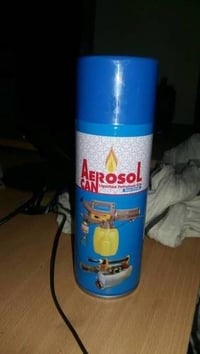 Aerosol Gas Can for loc Fogging Machine