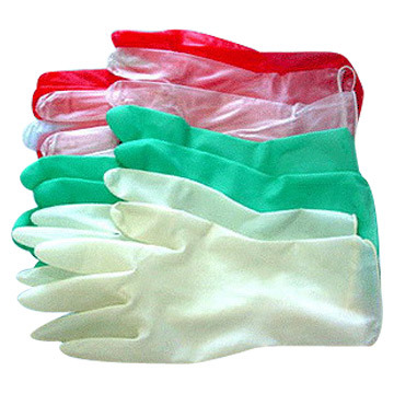 High Strength Latex Gloves