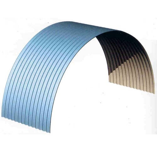Stainless Steel Curved Profile Sheet