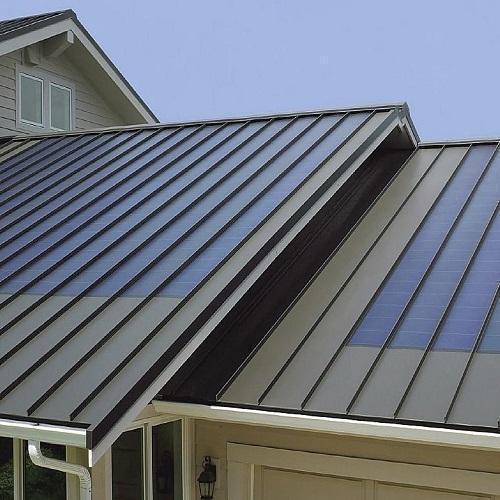 Standing Seam Steel Roofing