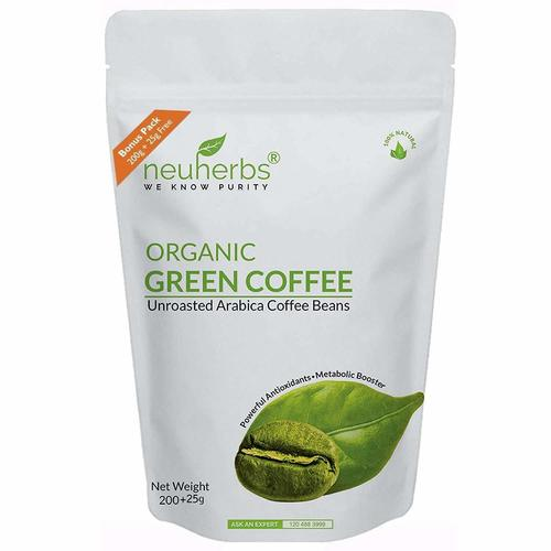 pure green coffee bean extract sverige