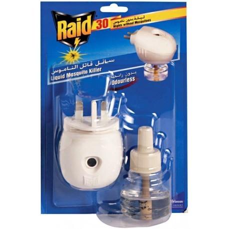Raid Liquid Electric Mosquito Killer