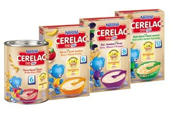 Rich Taste Nestle Cerelac
