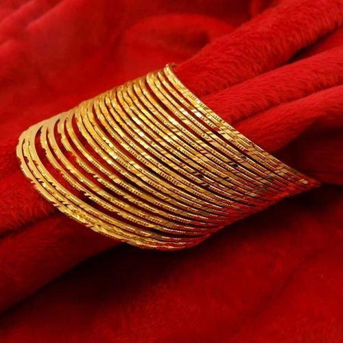 Customized Designer Metal Bangles